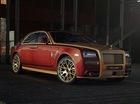 Rolls-Royce Ghost Series II lòe loẹt hơn dưới tay Mansory