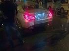 Xe tiền tỷ Mercedes-Benz CLA200 đầu tiên gặp nạn tại Việt Nam