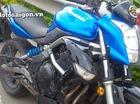 Điều khiển Kawasaki ER-6N, một biker Việt tử nạn