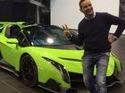 Đại gia sắm hai siêu xe Lamborghini Veneno trong vòng 1 năm