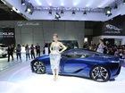 Siêu phẩm của tương lai Lexus LF-LC lần đầu tiên có mặt ở Việt Nam