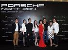 Dàn sao Việt tại Dạ tiệc Porsche 2014
