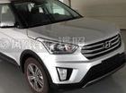 Hyundai ix25 phiên bản sản xuất lộ diện