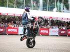 Hào hứng xem biểu diễn motor mạo hiểm miễn phí tại Hà Nội