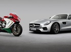 "Mercedes-Benz ""nắm trong tay"" 25% cổ phần của MV Agusta"