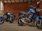 Yamaha FZ-07 và FZ-09 2016 đẹp ấn tượng với màu tem mới