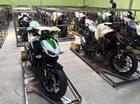 """Naked bike """"thần thánh"""" Kawasaki Z1000 2016 có """"giá"""" từ 390 triệu đồng tại Việt Nam"""