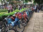 Ngày hội Honda Super Cub tại Sài Thành