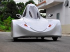 Sinh viên Đồng Nai chế tạo xe chạy 200 km chỉ hết 1 lít cồn