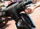 Ăn cắp IC xe máy: 1 phút