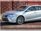 Toyota Camry – Xe có tỷ lệ Mỹ hóa cao nhất năm 2015