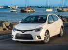 Toyota Corolla là xe đáng tin cậy nhất trong năm 2015