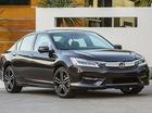 Honda Accord 2016 bất ngờ ra mắt, công nghệ ấn tượng hơn