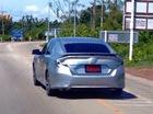 Bắt gặp Honda Civic thế hệ mới chạy thử tại Thái Lan