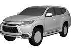 Mitsubishi Pajero Sport thế hệ mới bất ngờ lộ diện sớm