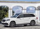 SUV hạng sang cỡ lớn Mercedes-Benz GLS 2016 ra mắt