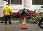 Vào tận đại lý để ăn trộm BMW M3 rồi gặp tai nạn