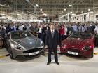"""""""Nữ hoàng"""" Aston Martin Rapide sẽ có phiên bản chạy điện cực mạnh"""