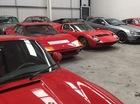 Đại gia mua một lúc 11 xe Ferrari và 4 Lamborghini