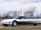 """Choáng với Chevrolet Corvette Limousine """"dài ngoằng"""""""
