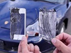 Dùng 8 chiếc điện thoại iPhone làm má phanh cho xe Porsche