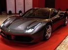 Siêu xe Ferrari 488 GTB liên tục ra mắt tại các nước bạn Đông Nam Á