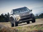 Ford Explorer Platinum 2016 sẵn sàng đổ bộ thị trường
