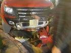 Hà Nội: Ford Ranger đâm 2 taxi, hạ gục 4 xe máy