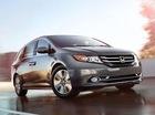 Xe gia đình Honda Odyssey 2016 có phiên bản đặc biệt mới