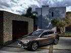 """Infiniti QX30 - Phiên bản """"thay mác"""" của Mercedes-Benz GLA"""