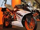 KTM RC250 bất ngờ ra mắt, giá từ 112 triệu Đồng