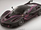 """Đại gia """"thích màu hồng"""" đặt mua siêu xe Ferrari độc"""