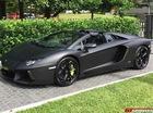 Siêu xe Aventador độc nhất vô nhị của fan cuồng Lamborghini