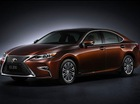 Xe sang Lexus ES 2016 chính thức trình làng