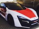 """Siêu xe """"Fast & Furious"""" Lykan Hypersport về tay cảnh sát Abu Dhabi"""