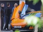 Cựu ngôi sao Top Gear Jemery Clarkson tậu siêu xe McLaren 675LT
