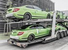 Mercedes-Benz giới thiệu phiên bản cuối cùng của C63 AMG Coupe