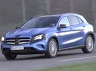 Lần đầu bắt gặp Mercedes-Benz GLA phiên bản nâng cấp