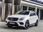 Mercedes-Benz GLE 450 AMG 4Matic 2016 - Crossover thể thao hạng sang mới