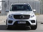 Mercedes-Benz GLS thay thế GL-Class lộ diện gần như trần trụi