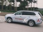 Trải nghiệm Mitsubishi Outlander siêu tiết kiệm nhiên liệu