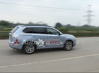 Sau Toyota Camry 2015, CATP sẽ nhận thêm Mitsubishi Outlander PHEV