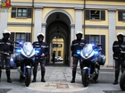 Cảnh sát tuần tra Ý được cấp MV Agusta Turismo Veloce 800 mới