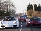 Điểm danh các đại gia mua cả 3 siêu xe hybrid mạnh nhất thế giới