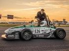 Sinh viên chế tạo xe có thể tăng tốc từ 0-100 km/h trong 1,779 giây