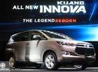 Toyota Innova thế hệ mới chính thức có giá bán, từ 462,6 triệu Đồng