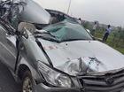Lại thêm xe Toyota Innova chở người Hàn Quốc gặp tai nạn