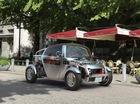 "KIKAI và FCV Plus - Cặp xe ""chế tạo cho vui"" của Toyota"