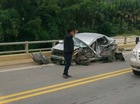 Toyota Vios đối đầu xe khách, 4 người cùng gia đình thương vong
