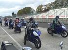 Trải nghiệm xe phân khối lớn của Yamaha trên đường đua Sugo Nhật Bản